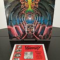 Monstrosity ' Imperial Doom ' Original Vinyl LP
