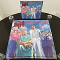 Death ' Spiritual Healing ' Original Vinyl LP + Promotional Posters + Ads Other Collectable