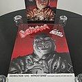 Destruction - Other Collectable - Destruction ' Live Without Sense '  Original  Vinyl LP + Promotional Poster +...