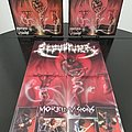 Sepultura ' Morbid Visions ' Original Vinyl LPs + Promotional Ads Other Collectable
