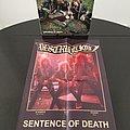 Destruction ' Sentence Of Death ' Original Vinyl EP + Poster + Ad Other Collectable
