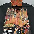 Slayer - Other Collectable - Slayer ' Hell Awaits ' Original Vinyl LP + Promotional Ads
