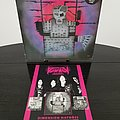 Voivod - Other Collectable - VoiVod ' Dimension Hatross ' Original Vinyl LP + Concert Bill Poster - Great...