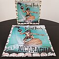Sacred Reich - Other Collectable - Sacred Reich ' Surf Nicaragua ' Original Vinyl EP + Promotional Poster