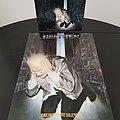 Heathen - Other Collectable - Heathen ' Breaking The Silence ' Original Vinyl LP + Promotional Poster