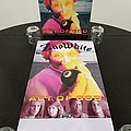 Znowhite - Other Collectable - Znowhite ' Act Of God ' Original Vinyl L.P. + Promotional Poster + Ads