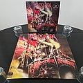 Massacra - Other Collectable - Massacra ' Signs Of The Decline ' Original Vinyl Picture Disc LP + Promotional...
