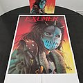 Exumer ' Possessed By Fire ' & ' Rising From The Sea ' Original Vinyl LPs + Promotional Posters + Ads