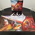Sodom - Other Collectable - Sodom ' Agent Orange ' Original Vinyl LP + ' Ausgebombt ' Original Vinyl EP +...