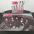Vio-Lence - Other Collectable - Vio-Lence ' Oppressing The Masses ' Original Vinyl LP + Promotional Poster + Ads