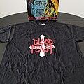 Blood Feast - TShirt or Longsleeve - Blood Feast Original 1989 T-Shirt + Original LP + Autograph Photo + Fan Letter