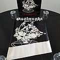 Onslaught ' Power From Hell ' Original Vinyl LP + Promotional / Tour Poster Other Collectable