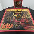 Slayer - Other Collectable - Slayer ' Seasons In The Abyss ' Original Promotional Vinyl L.P. + Promotional...