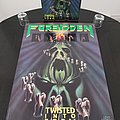 Forbidden ' Twisted Into Form ' Original Vinyl L.P. + Promotional Poster + Ads Other Collectable