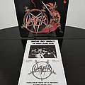 Slayer - Other Collectable - Slayer ' Show No Mercy ' Original Vinyl LP + Slayer ' Haunting The Chapel '...