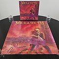 Megadeth - Other Collectable - Megadeth ' Peace Sells....But Who's Buying ' Original Vinyl LP + Promotional...