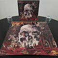 Slayer - Other Collectable - Slayer ' South Of Heaven ' Original Vinyl LP + Promotional Posters + Ads