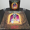Testament - Other Collectable - Testament ' The Legacy ' Original Vinyl LP + Promotional Poster + Ads