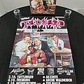 Tankard ' The Meaning Of Life ' Original Vinyl LP + Promotional / Tour Poster + Ads Other Collectable