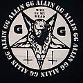 GG Allin - TShirt or Longsleeve - GG Allin. - i am your enemy
