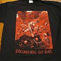 Kreator - TShirt or Longsleeve - Krteator Pleasure to Kill