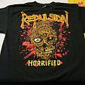 Repulsion - TShirt or Longsleeve - Repulsion Horrified