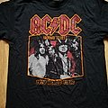 AC/DC - Highway to Hell 1979 tour TShirt or Longsleeve