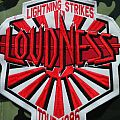 Loudness back patch