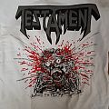 Testament Apocalyptic city t-shirt
