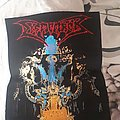 Dismember like an everflowing  stream back patch