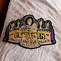 Testament practice what you preach back patch
