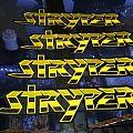 Stryper - Patch - Stryper back shaped logo patch