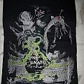 Iron Maiden rime of the ancient mariner back patch
