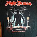 Night demon t-shirt