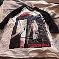 Annihilator Alice in hell t-shirt