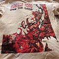 Manilla Road open the gates t-shirt