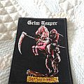 Grim Reaper - Patch - Grim reaper see you in hell patch
