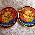 Gamma Ray woven patch