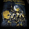Iron Maiden live after death t-shirt