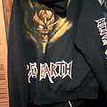 Iced Earth L size Hooded Top