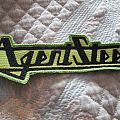 Agent Steel patch