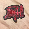 Death old logo patch
