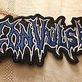 Convulse logo patch