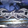 Finntroll back shaped logo patch