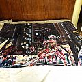 Iron Maiden somewhere in time blanket Other Collectable