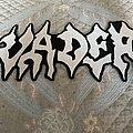 Vader - Patch - Vader back logo patch