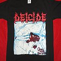 Deicide - TShirt or Longsleeve - Deicide once upon white