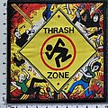 D.R.I. - Patch - D.R.I. Thrash zone