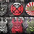 Manilla Road - Patch - Embroidered back patches