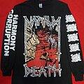 Napalm Death - TShirt or Longsleeve - Napalm death long sleeve